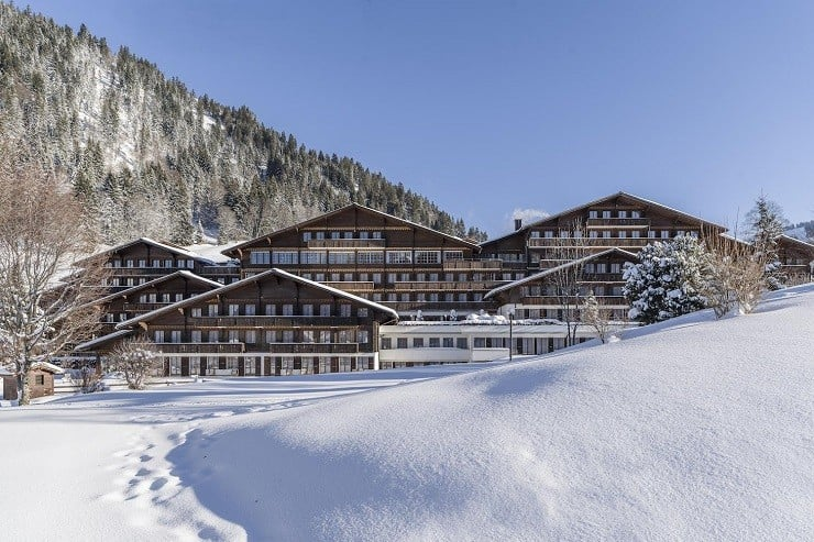 Huus Gstaad Alpine Retreat