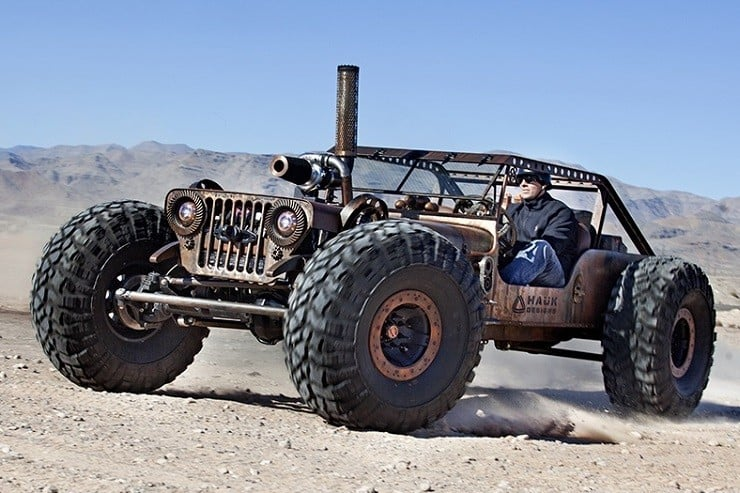 JEEP Rock Rat by Hauk Designs
