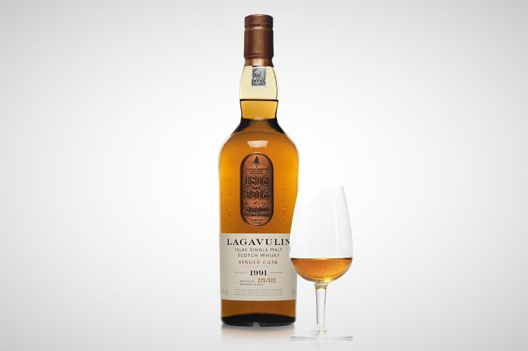 Lagavulin 1991 Single Malt Whisky
