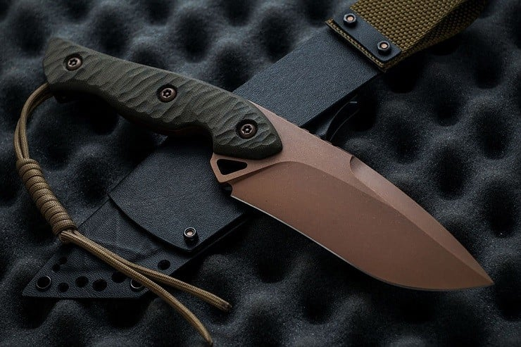 Torbé Custom Knives Jangle-Buster