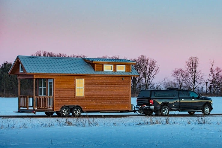 Escape Homes Tradition Tiny House
