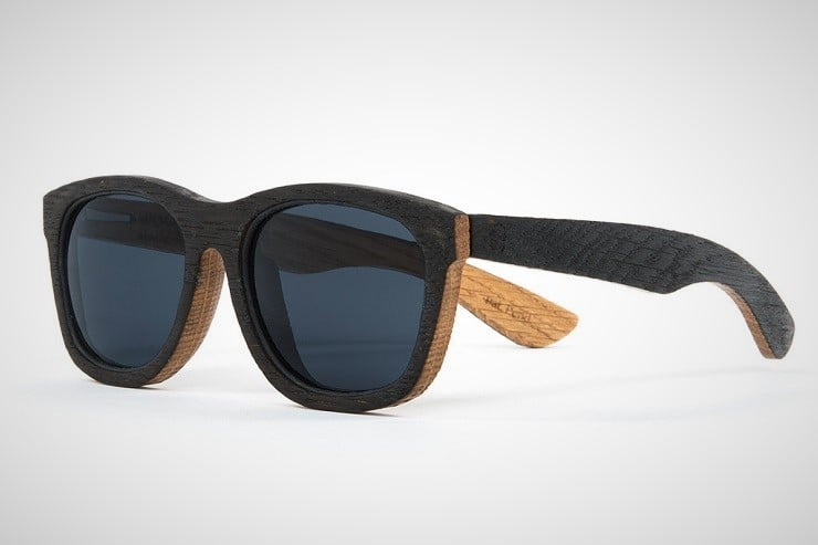 Maker's Mark x Woodzee Sunglasses