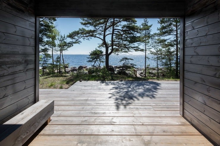 Summer House on a Baltic Sea Island