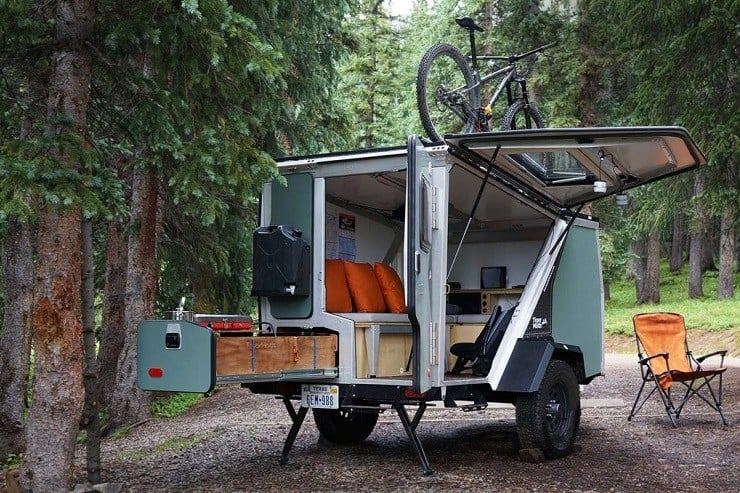 TigerMoth Camper Trailer