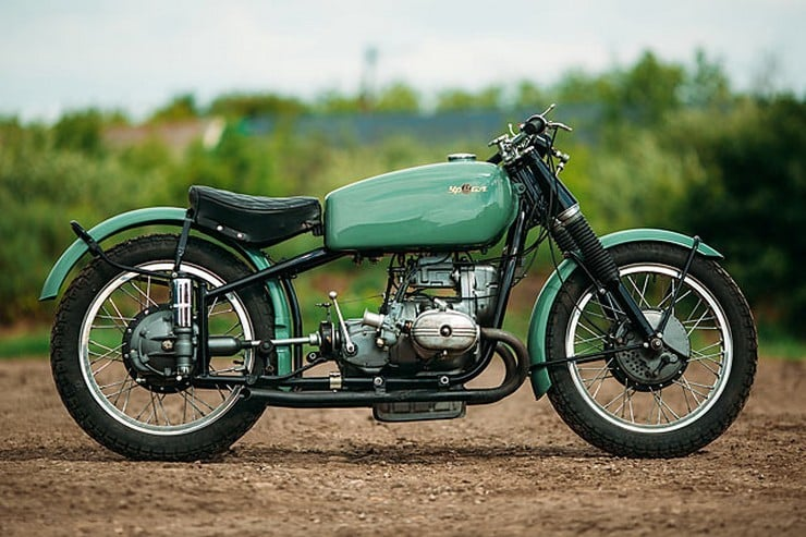 1960 Ural M-52S by Motorworld