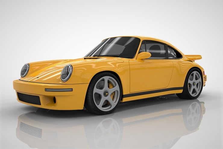 2017 RUF CTR Yellow Bird