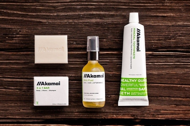 Review: Akamai Personal Care Essentials Kit