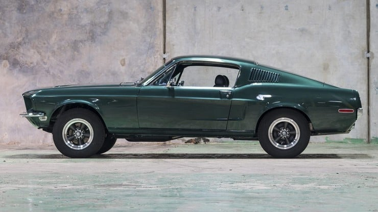 Bullitt Replica 1968 Ford Mustang Fastback Men S Gear