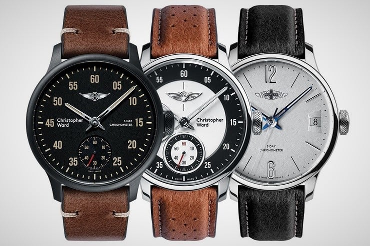 Christopher Ward C1 Morgan Watches