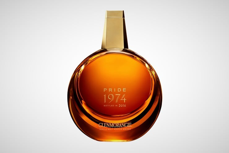 Glenmorangie Pride 1974 Single Malt Whiskey