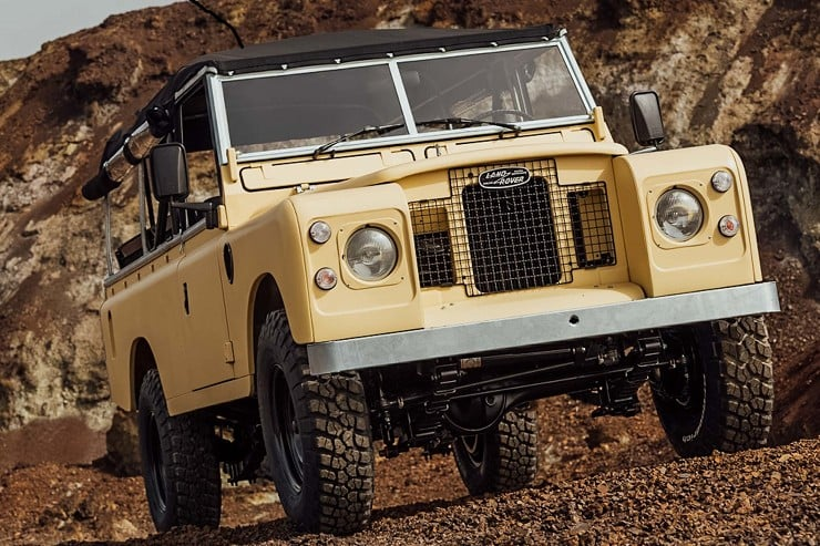 Land Rover Series III LWB by Cool & Vintage