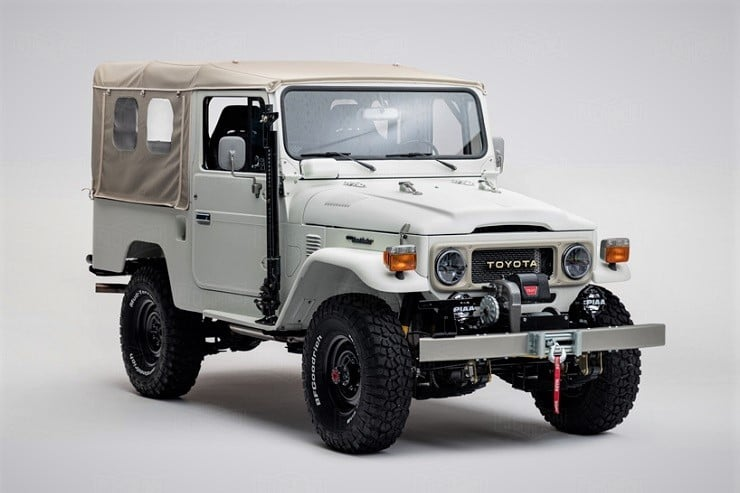 Toyota FJ43 Land Cruiser 'Aspen Project' by FJ Company