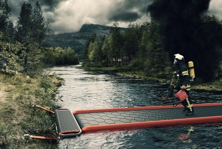 ACCESS | Emergency River Crossing Device