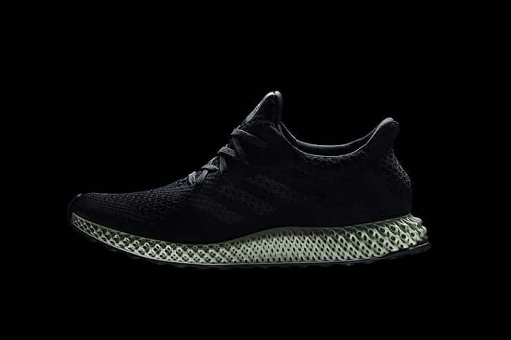 Adidas Futurecraft 4D Athletic Shoe