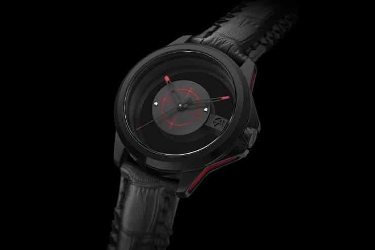 ArtyA Son of a Gun Target Watch