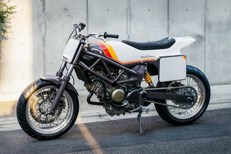 Deus Ex Machina South Paw Motorcycle