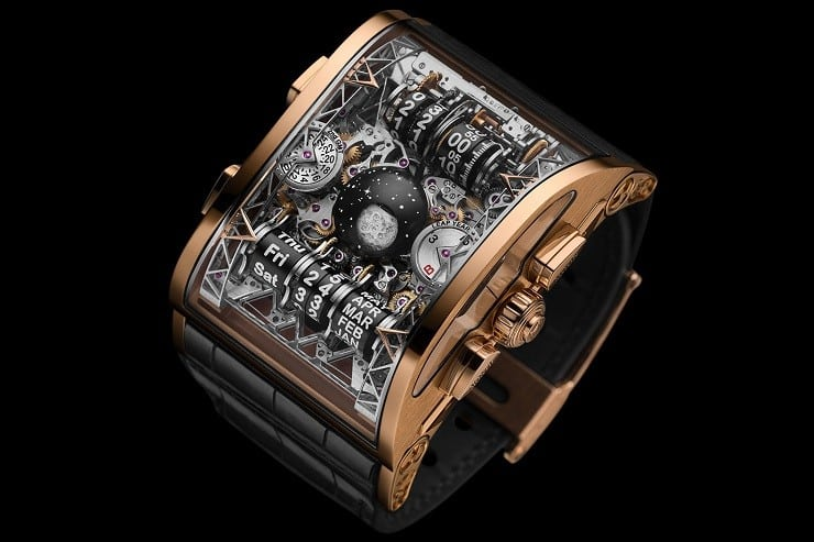 Hysek Colossal Grande Complication Watch