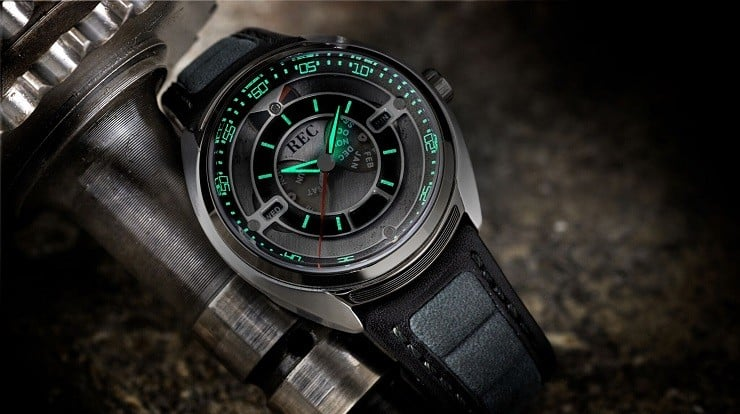 rec watches 901 collection s gear