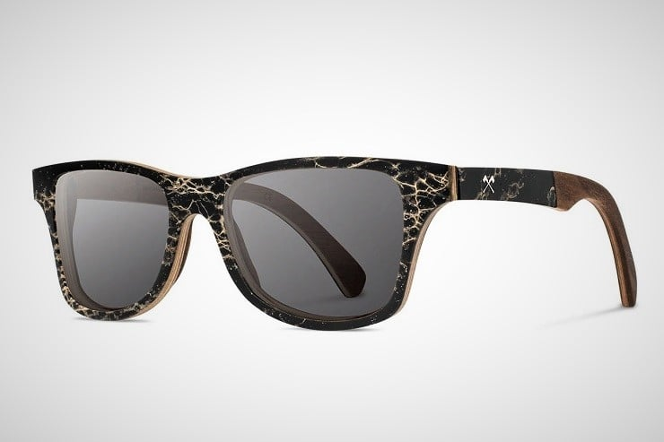 Shwood Canby Cactus Sunglasses