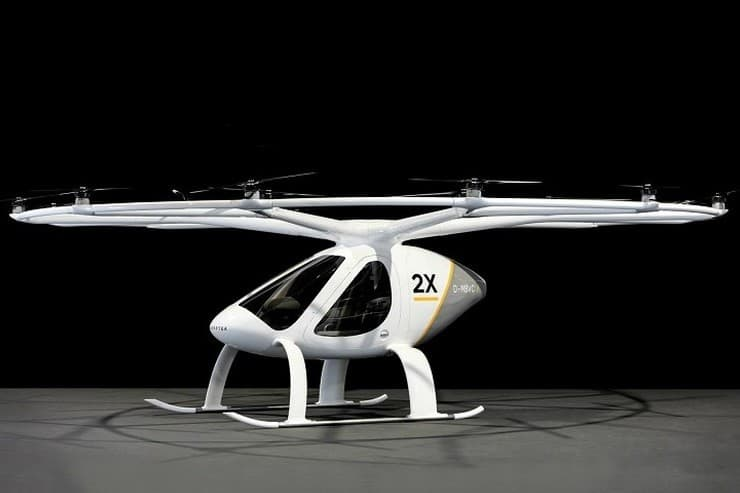Volocopter 2 Air Taxi