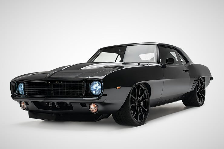 1969 Chevrolet Camaro by Timeless Kustoms
