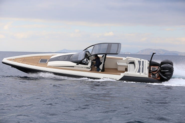 Technohull Sea DNA 999 Sport Boat