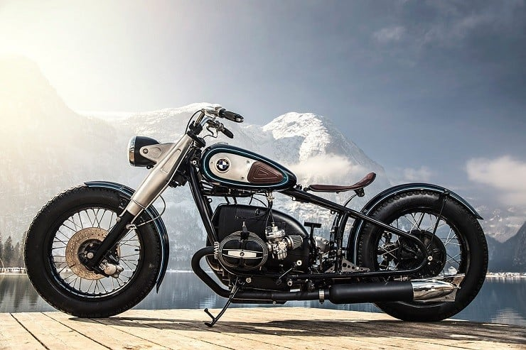 BMW R50/3 'Bavarian Bobber' by Titan Motorcycles
