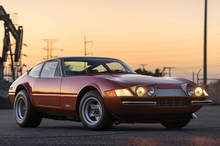 1971 Ferrari 365 GTB/4 Daytona 'Harrah Hot Rod'