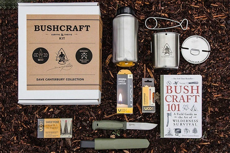 Bushcraft Survive and Thrive Kit