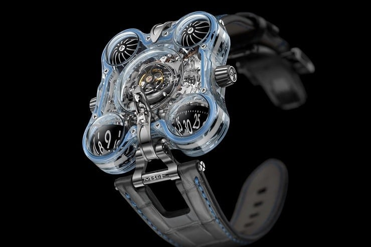 MB&F HM6 Alien Nation Watch