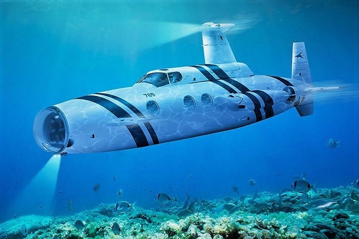 Neyk Luxury Submarine