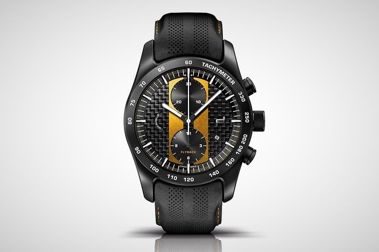 Porsche 911 Turbo S Exclusive Series Chronograph