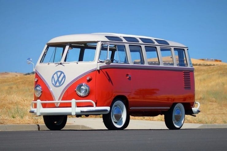 1959 Volkswagen 23 Window Bus