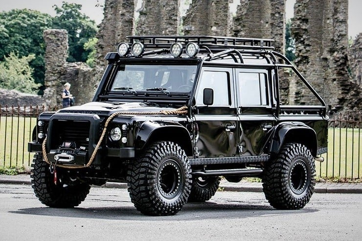 2014 Land Rover Spectre Defender