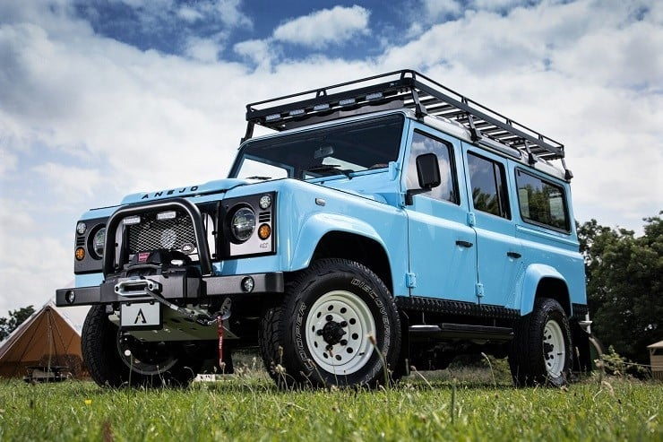Arkonik Defender 'ANEJO' Station Wagon