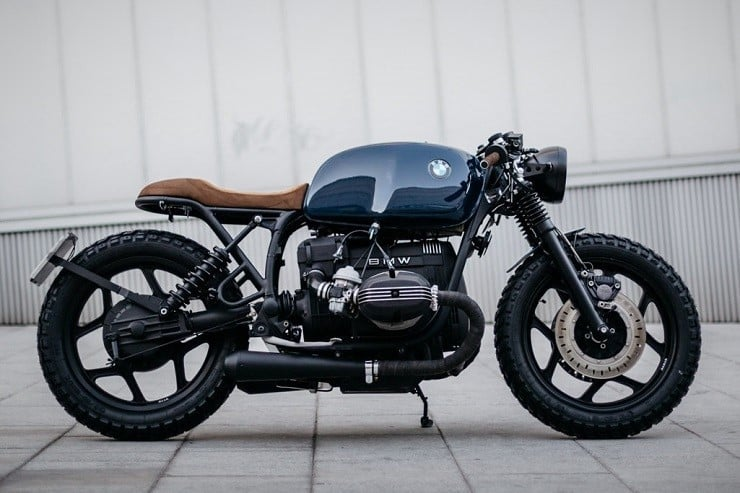 BMW R80 Cafe Racer by ROA Motorcycles