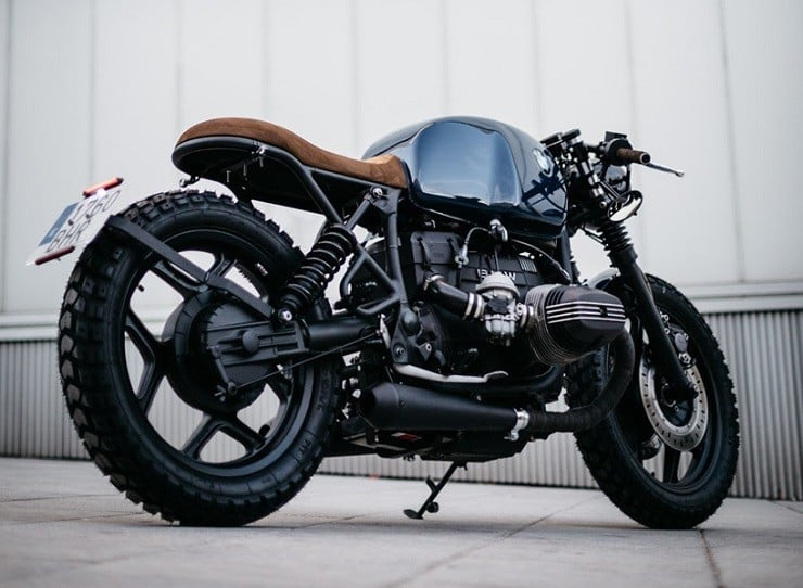 Bmw R80 Cafe Racer By Roa Motorcycles Men S Gear