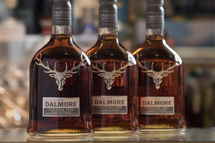 Dalmore Vintage Port Collection Whiskeys