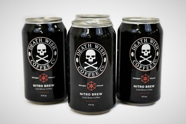 Death Wish Nitro Brew