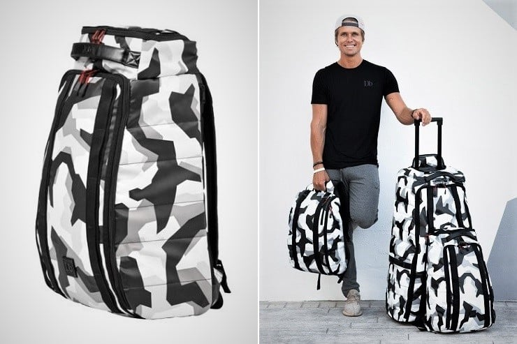 Douchebags Jon Olssen Camo Collection