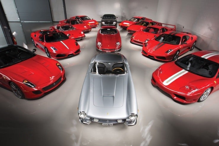 Ferrari Performance Collection