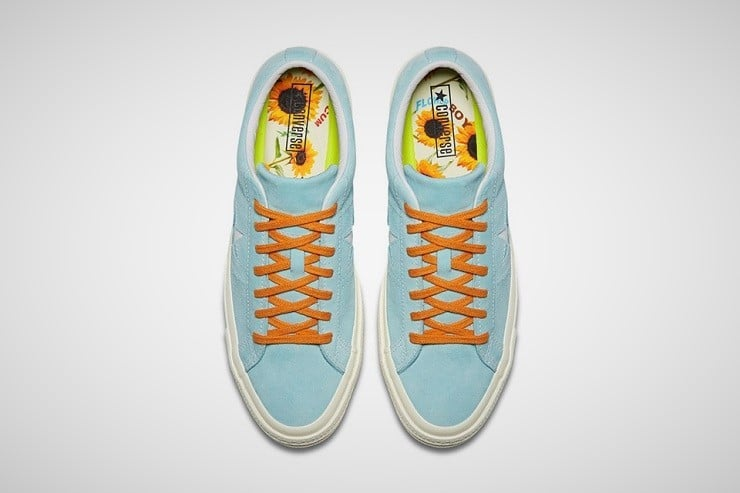 Tyler, the Creator X Converse One Star Sneakers