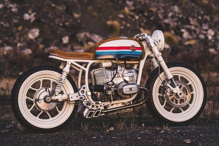 1979 BMW R80 'Skyway' by Hutchbilt