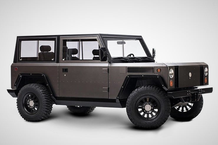 Bollinger B1 All-Electric Sport Utility Truck