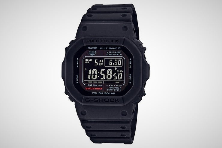 Casio G-Shock Big Bang Black Collection