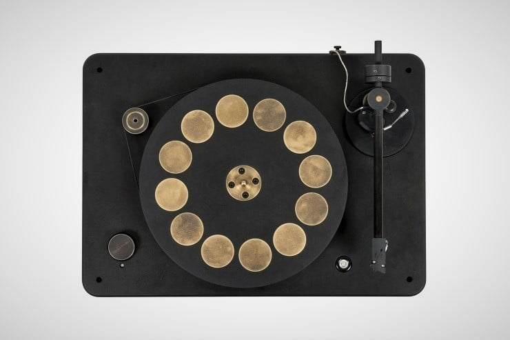 Fern & Roby Montrose Turntable