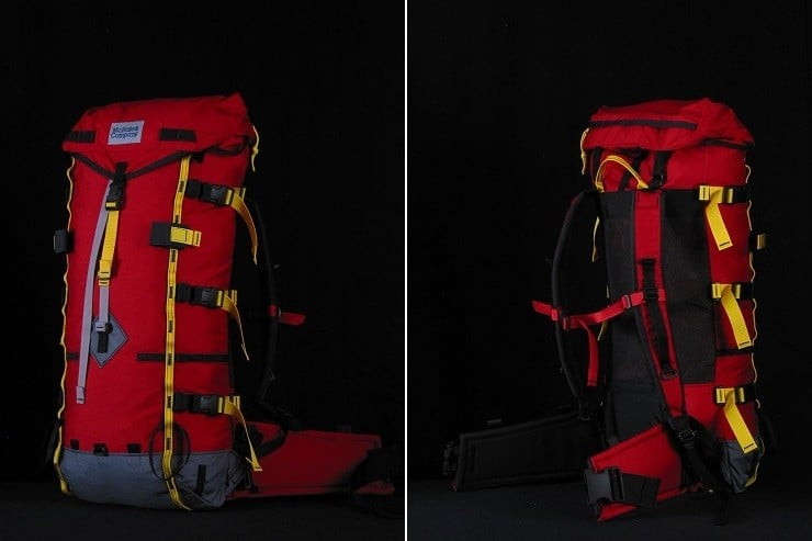 McHale Custom Alpine Backpacks