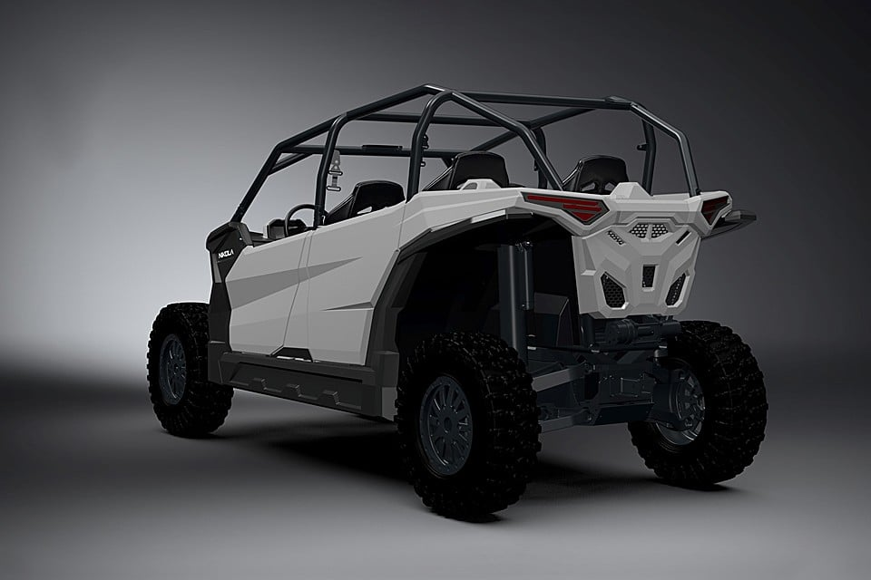 Nikola zero electric utv men 39 s gear for Nikola motors stock price