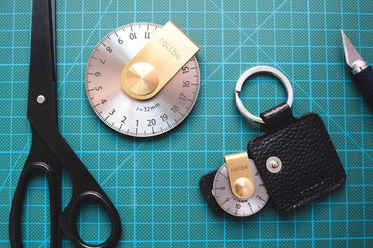 Rollbe Super Compact Measuring Tool