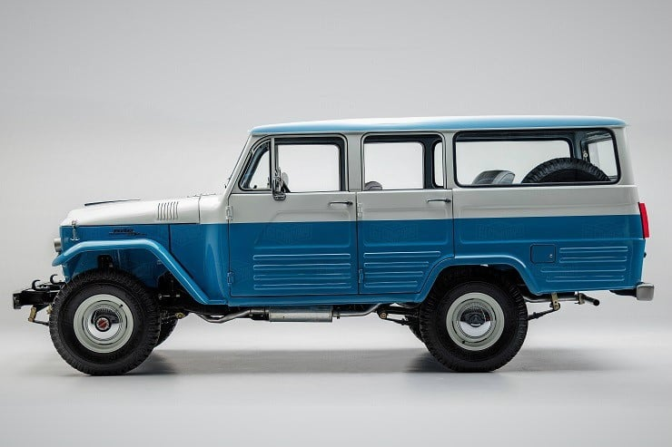 1967 Toyota Land Cruiser By FJ Company